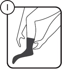 SMOOTHTOE instructions Step 1
