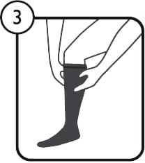 SMOOTHTOE instructions Step 3